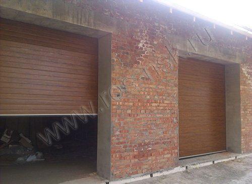 Ворота для гаража  DOORHAN 2800*2800