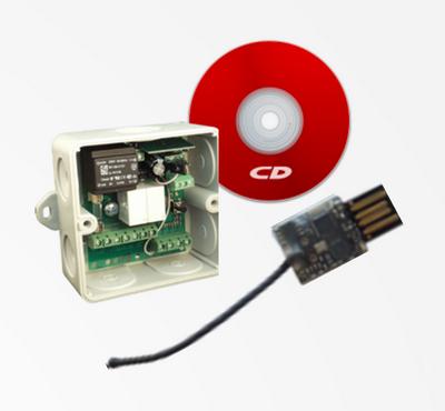 Radio 8615 IP65 с USB-stick