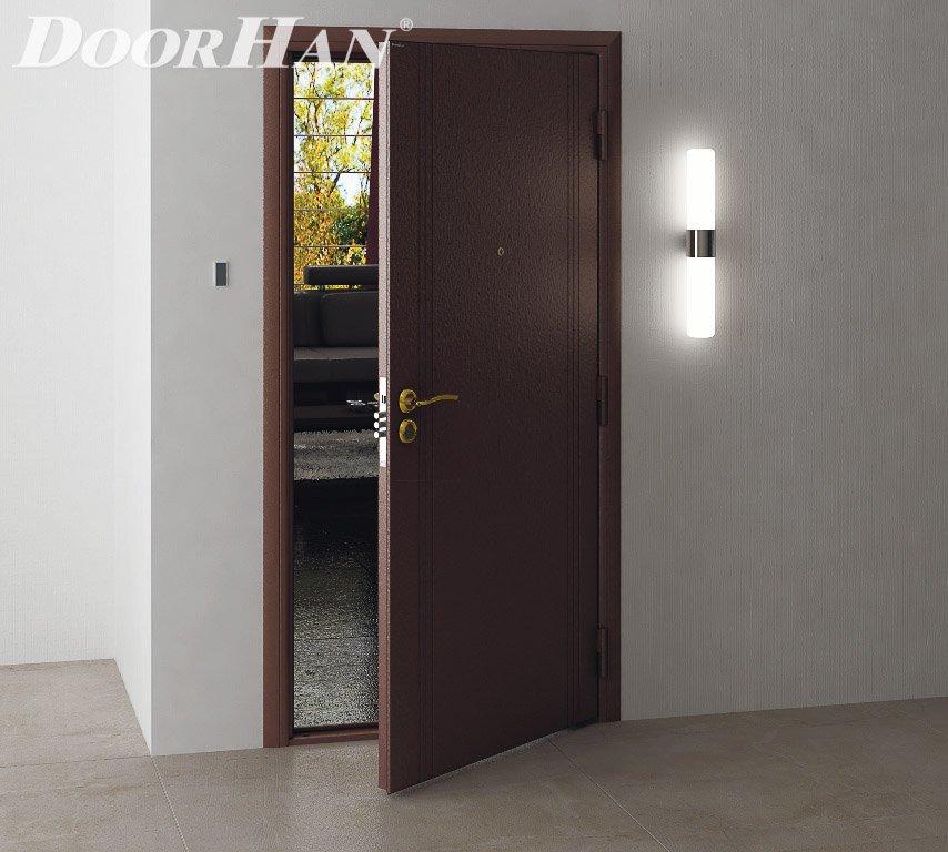 """Стальные входные двери """"Cтандарт"""""""